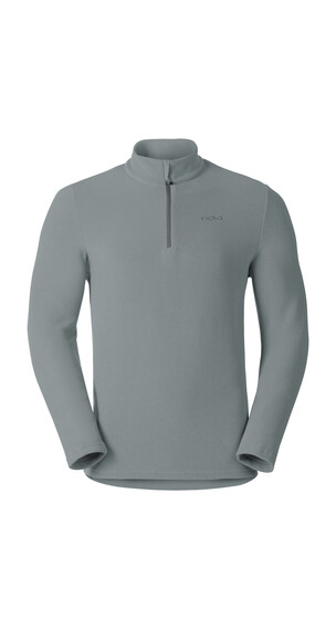 Odlo Roy Midlayer 1/2 Zip Men granite-metal stripes